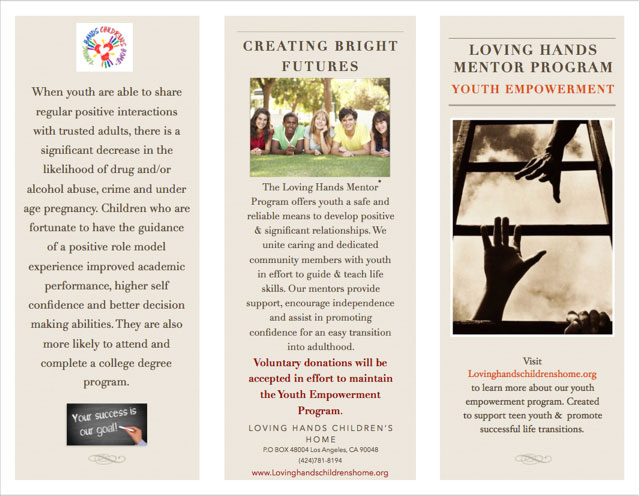 Youth Empowerment Series flyer
