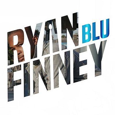 Ryan Blu Finney Logo